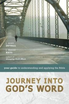 Journey-Into-God-s-Word-Duvall-J-Scott-9780310275138